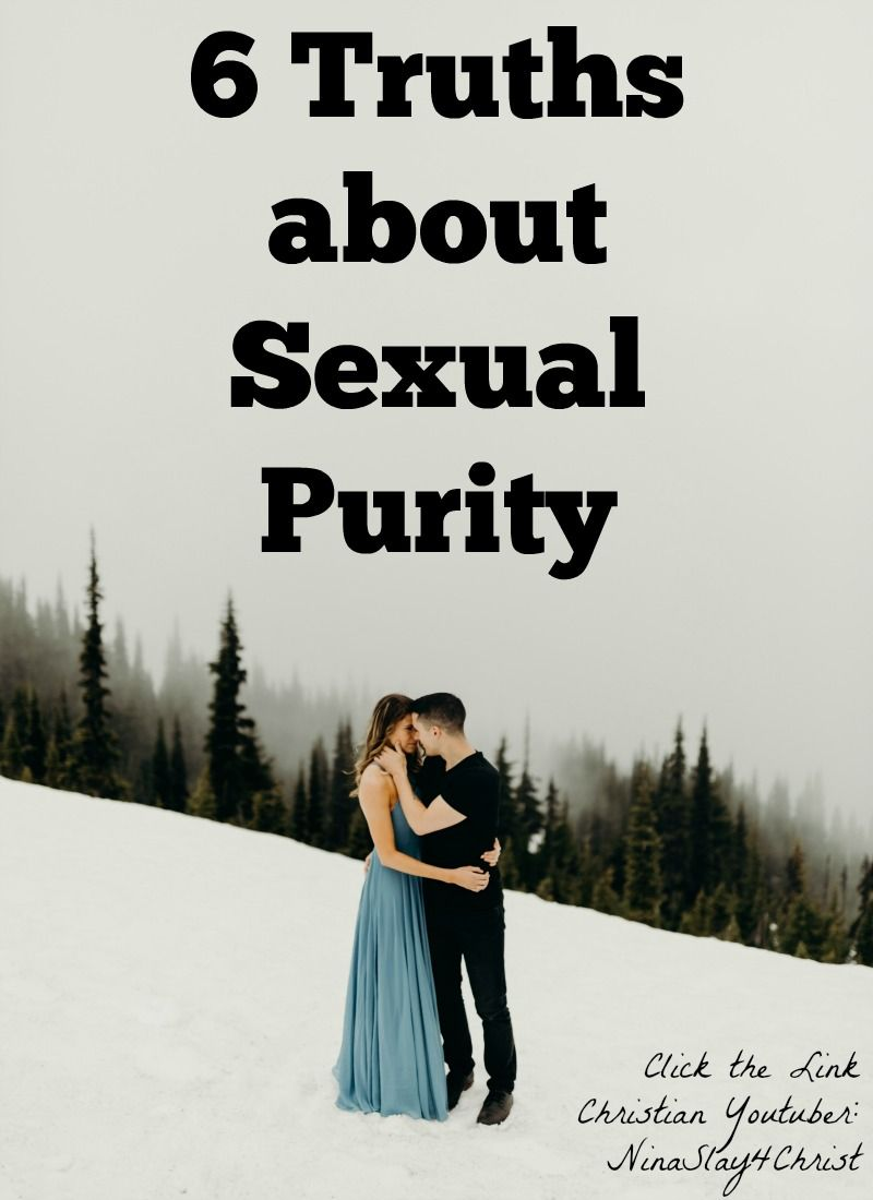 Sexual purity in christian dating