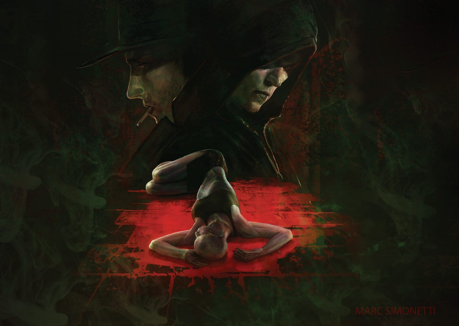 Today S Wildcardsfanfriday Fan Art Feature Is Marc Simonetti S Chrysalis See More Of His Work Here Https Loom Ly Xjhyf C Wild Card Art Digital Artist