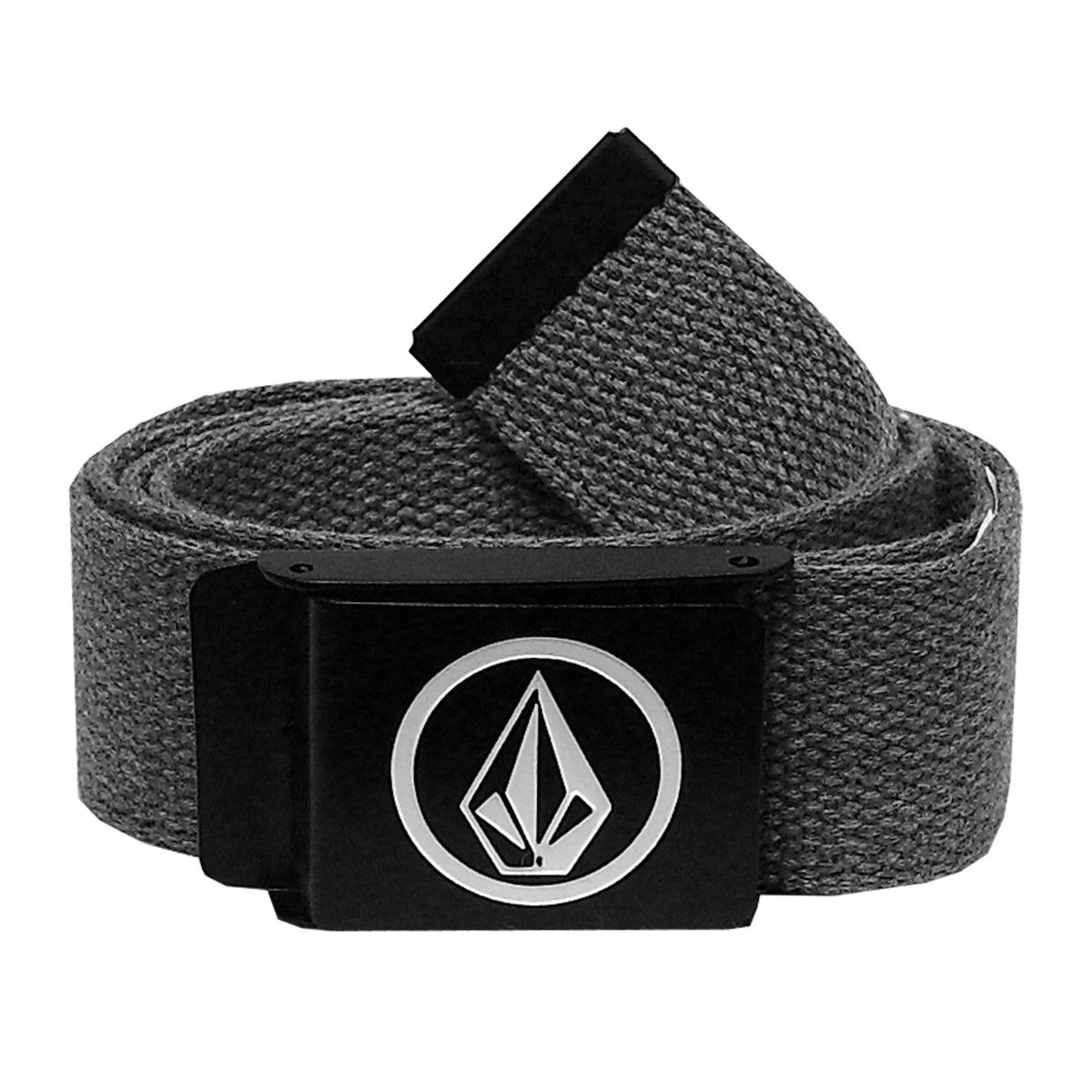 d3e67db2a1c Volcom ceinture circle belt charcoal heather (Good belt