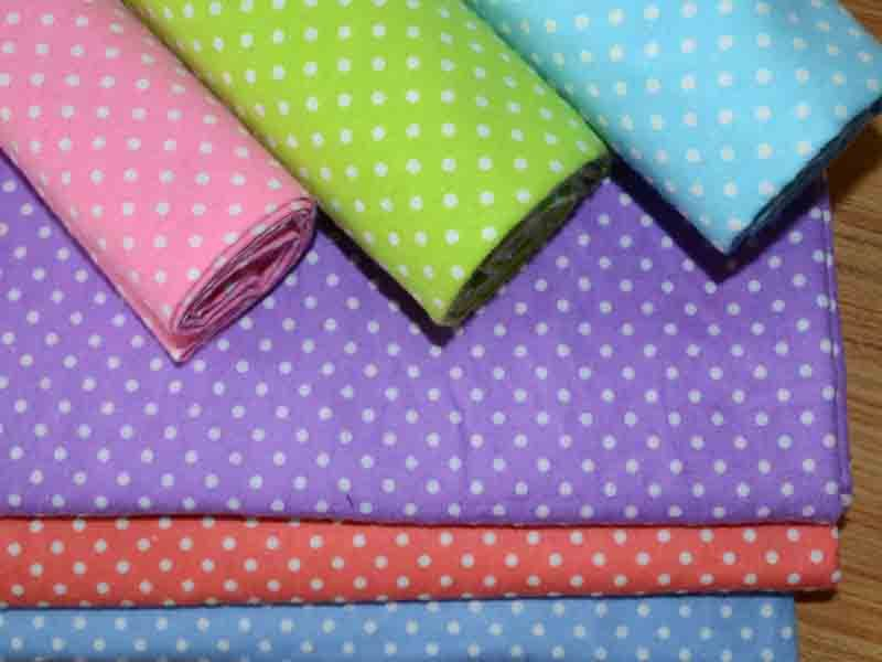 What is cotton flannel fabric and have what use