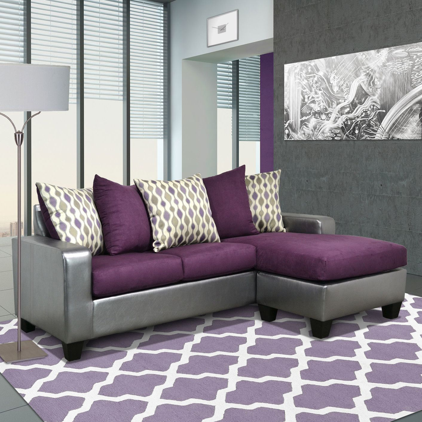 Piedmont Furniture Sectional