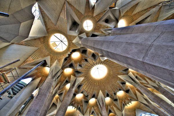 Sagrada Familia Gaudi 7