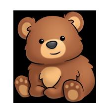 des images sympas pour illustrer ou des flash cards motivi de iji rh pinterest com bear clip art free download bear clip art free