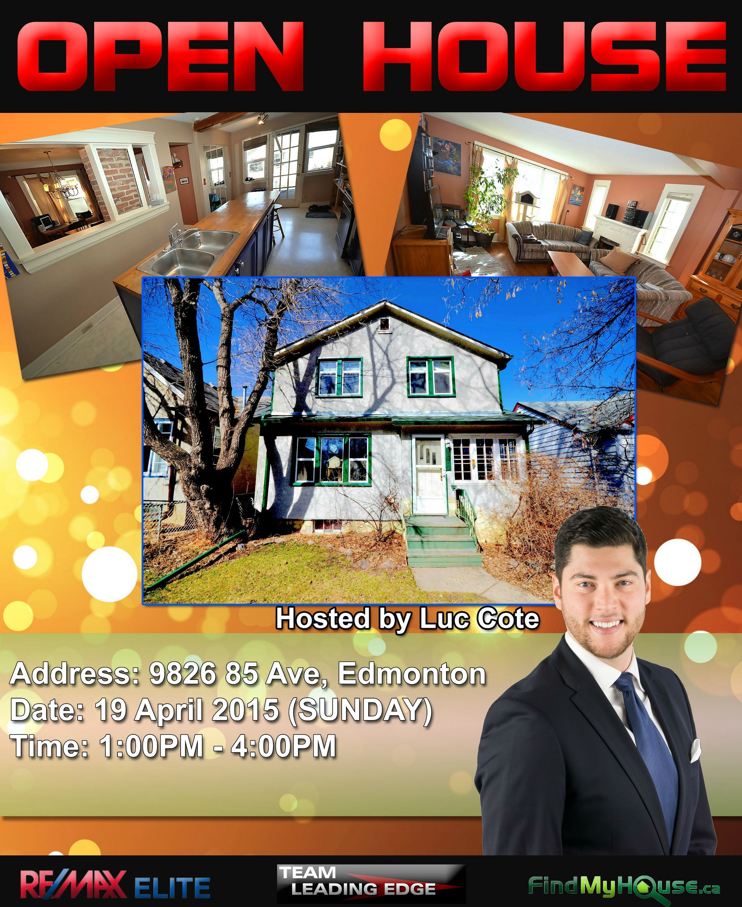 For only $430,000, this 4 bedrooms, 3 baths Strathcona Edmonton house is the perfect deal this month of April 2015!  STRATHCONA OPEN HOUSE: 9826 85 Ave, Edmonton | $430,000 http://ow.ly/LGaUW  #edmontonrealestate  #edmontonhomesforsale #edmontonproperties #edmontonrealestateblog