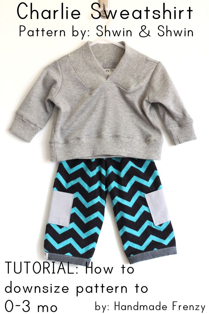 Baby Boy Outfit - Using FREE Patterns!   < Sewing for Kids ...