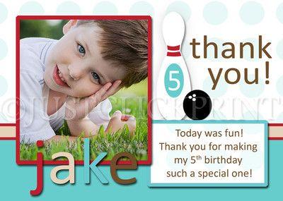 Birthday thank you