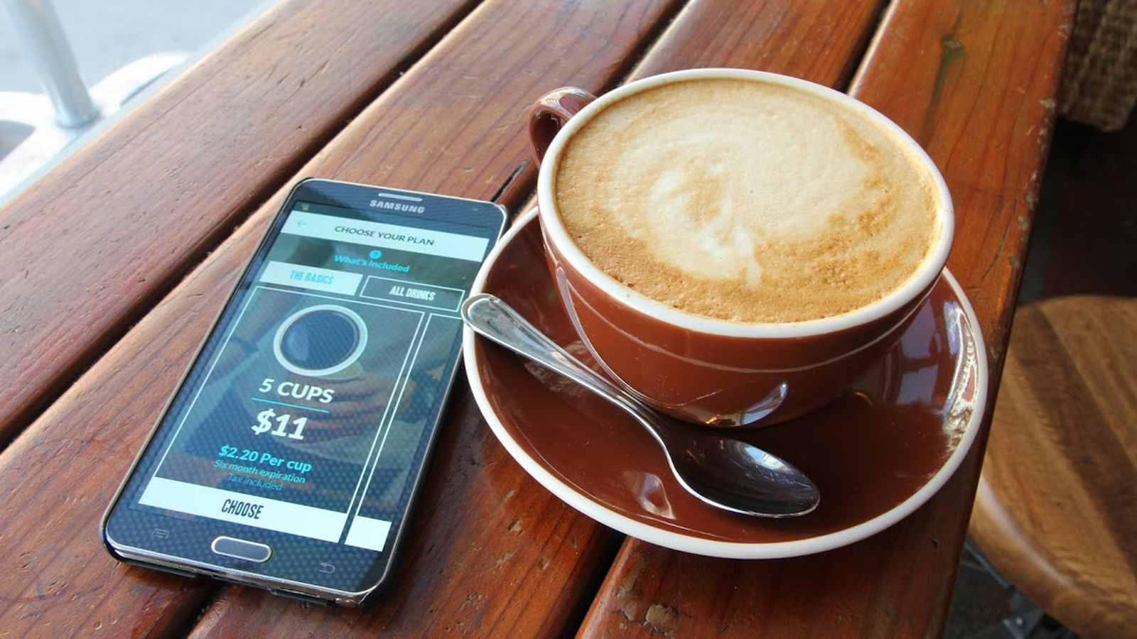 New Coffee App Launches in Caffeine Crazed SF