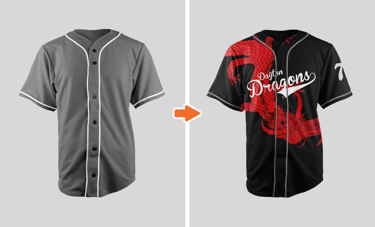 Download Sports Jersey Mockup Template Pack By Go Media Sports Jersey Sports Design Jersey