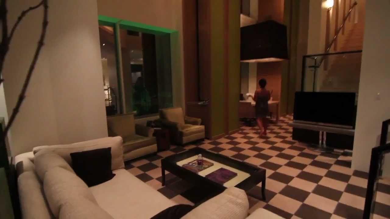 2 bedroom loft  MGM Skylofts  Bedroom Terrace Loft p HD  BUSINESS  Pinterest