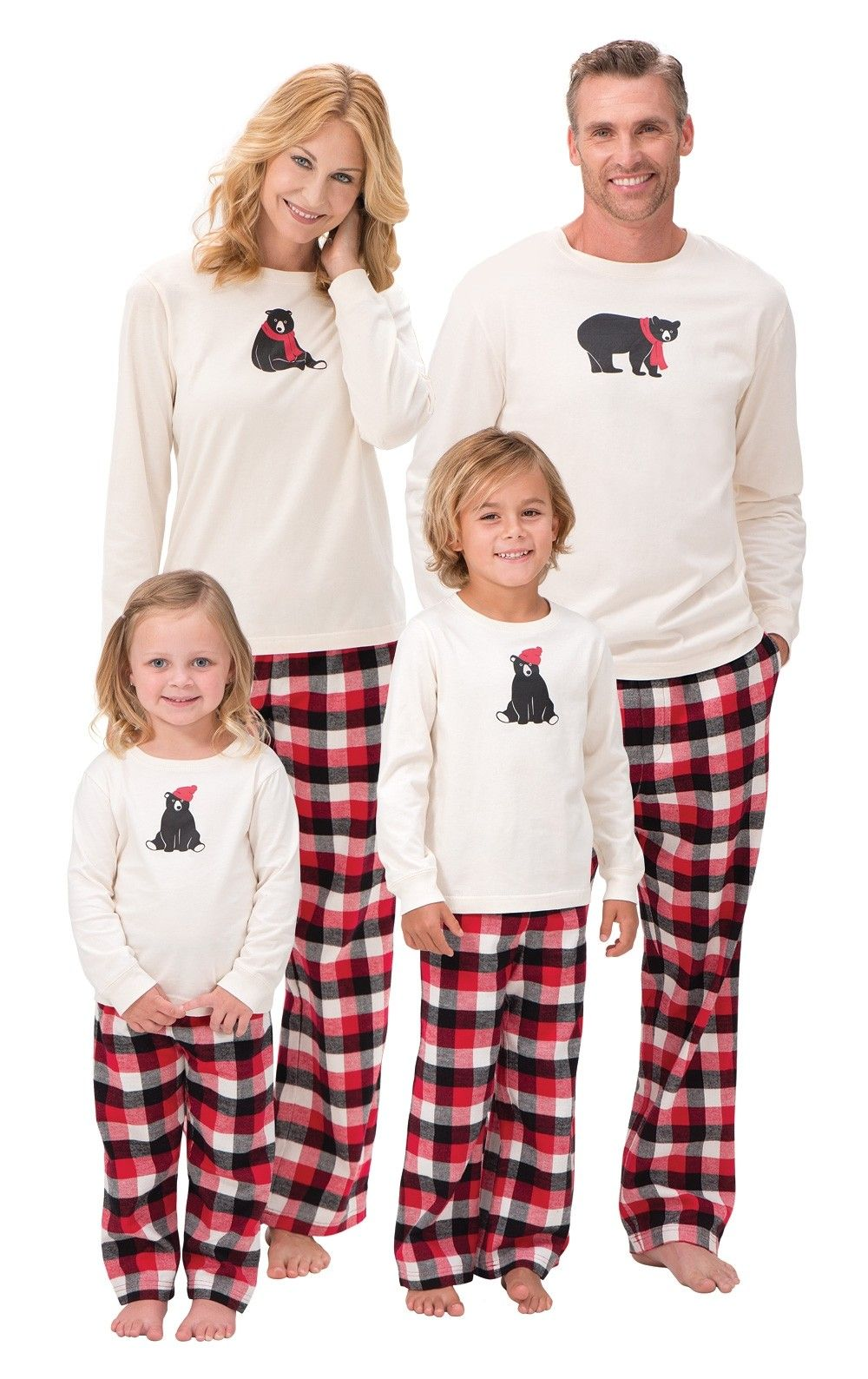 HiBEARnate Matching Family Pajamas  ba1f9d1c1
