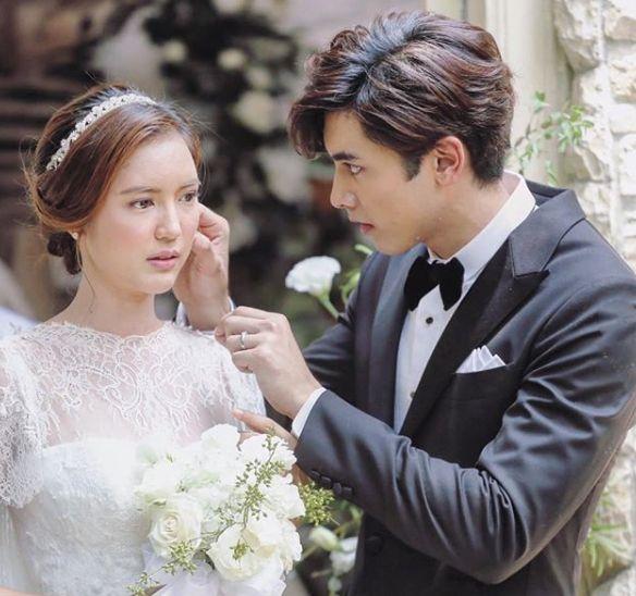 5 New Koo Jin From Thai Tv Dramas And Series Thai Update In 2020 Cute Love Couple Korean Wedding Drama