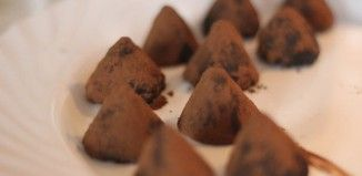 Шоколадные трюфели. Рецепты конфет