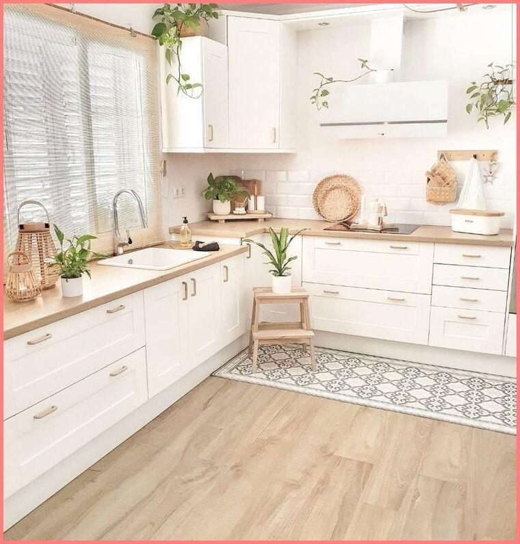 Minimal kitchen   boho