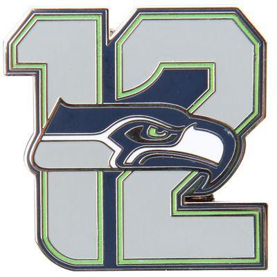 quality design 3c2a9 d7335 Men's Seattle Seahawks Silver 1.24