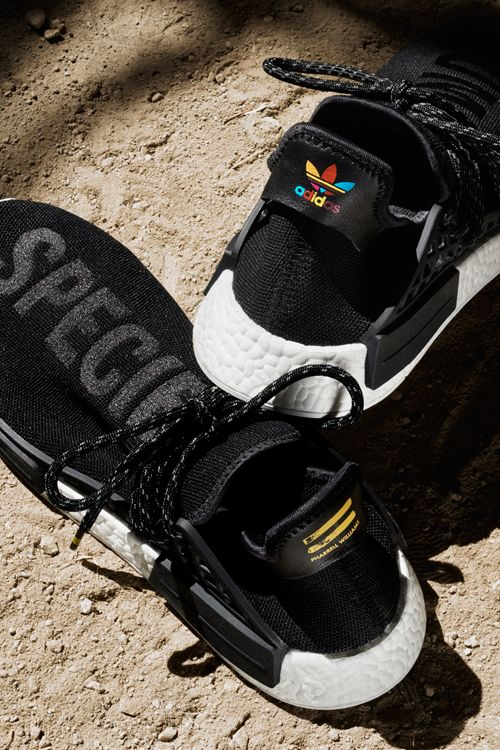 cheap for discount b43b5 c9c96  adidas  originals The adidas Originals   PHARRELL WILLIAMS Hu collection  is... Find this Pin and more on shoe ...