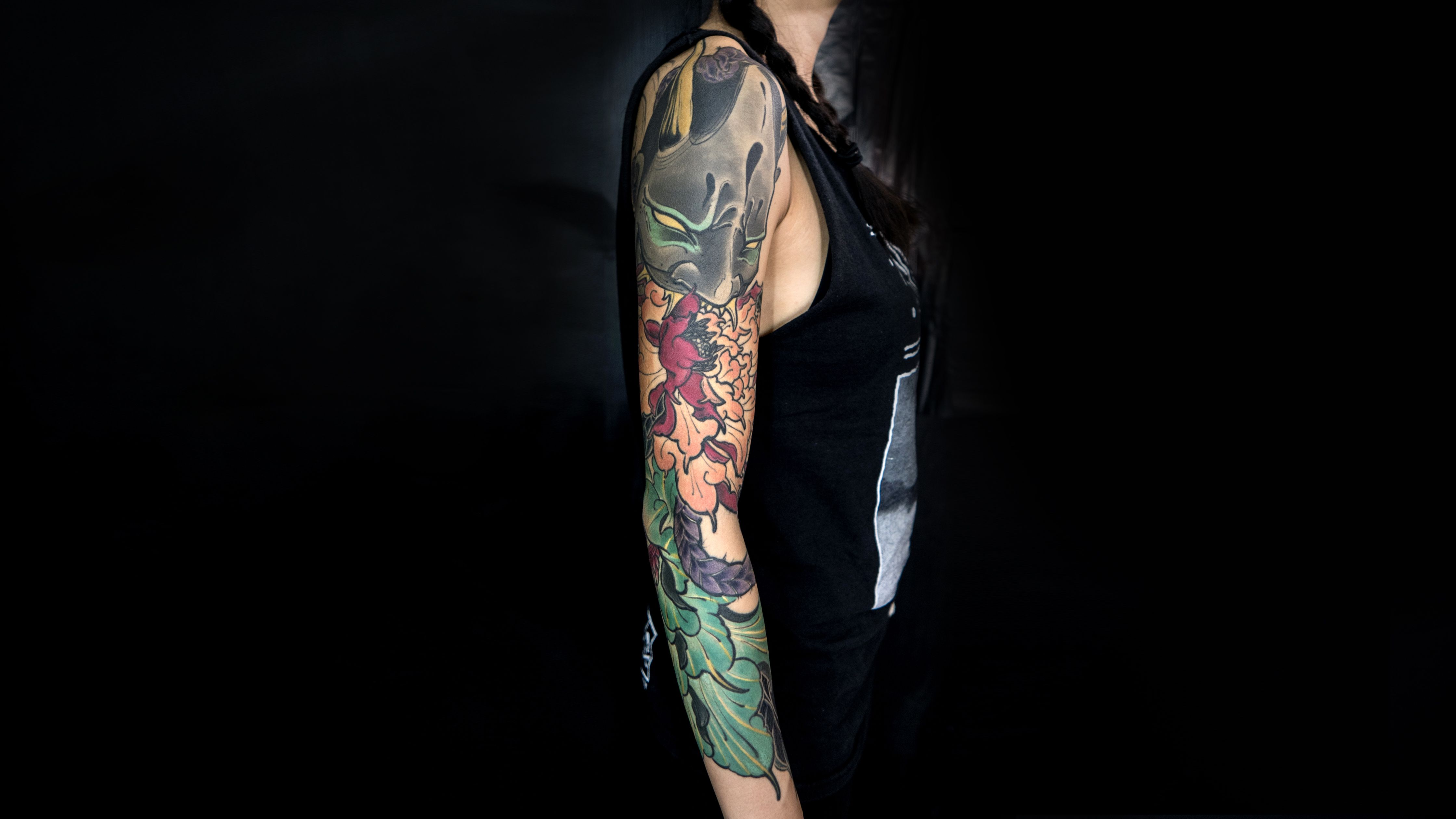 tattoo tattoos ink inked inkedup japanese