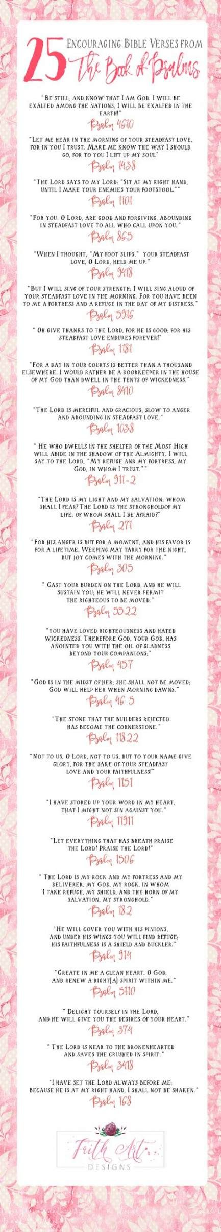 New Quotes Bible Verses Psalms Book Ideas