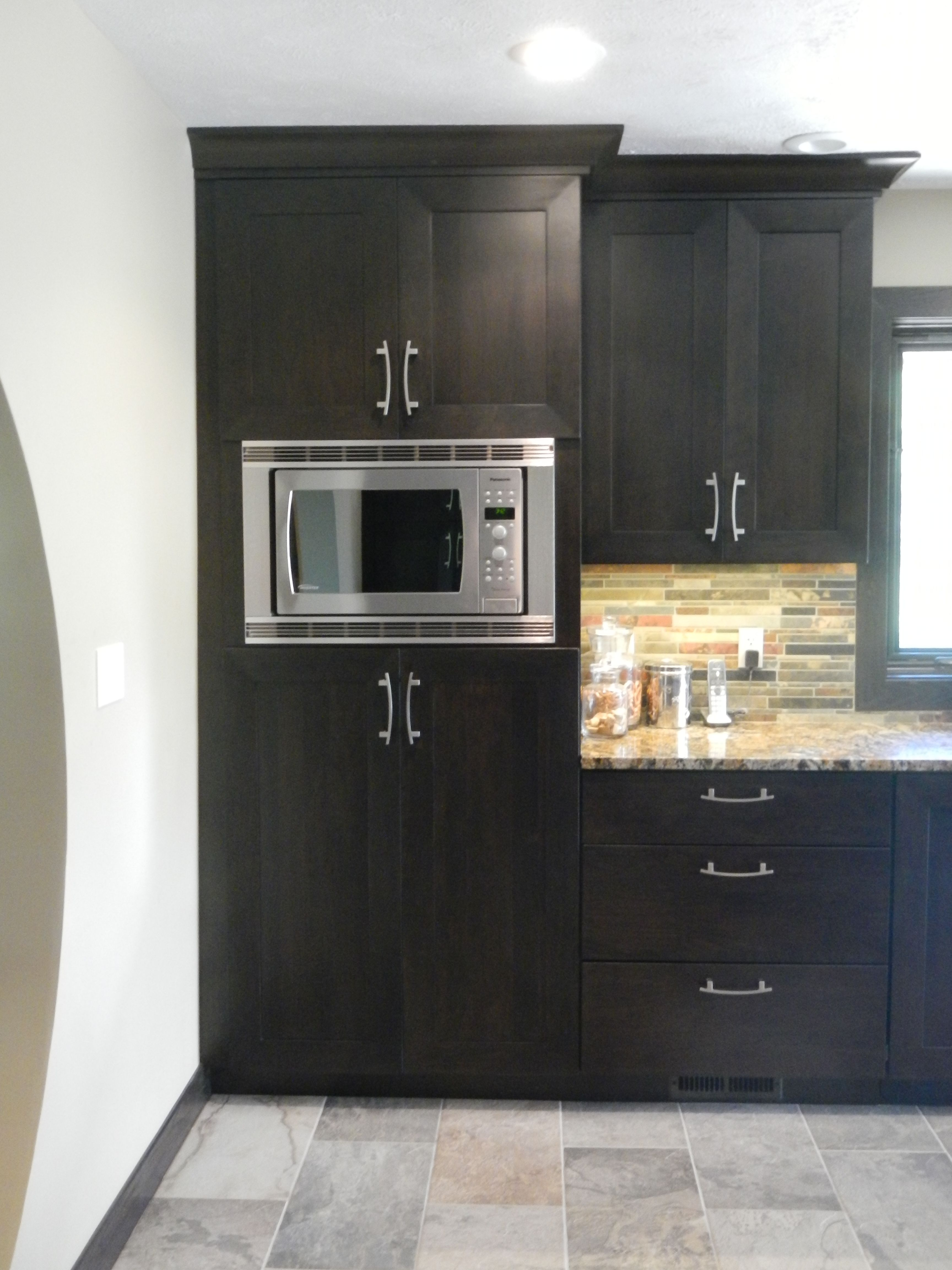 Blog Kitchens By Diane Rockford Il Loves Park Il Microwave Cabinet Built In Microwave Cabinet Microwave In Kitchen