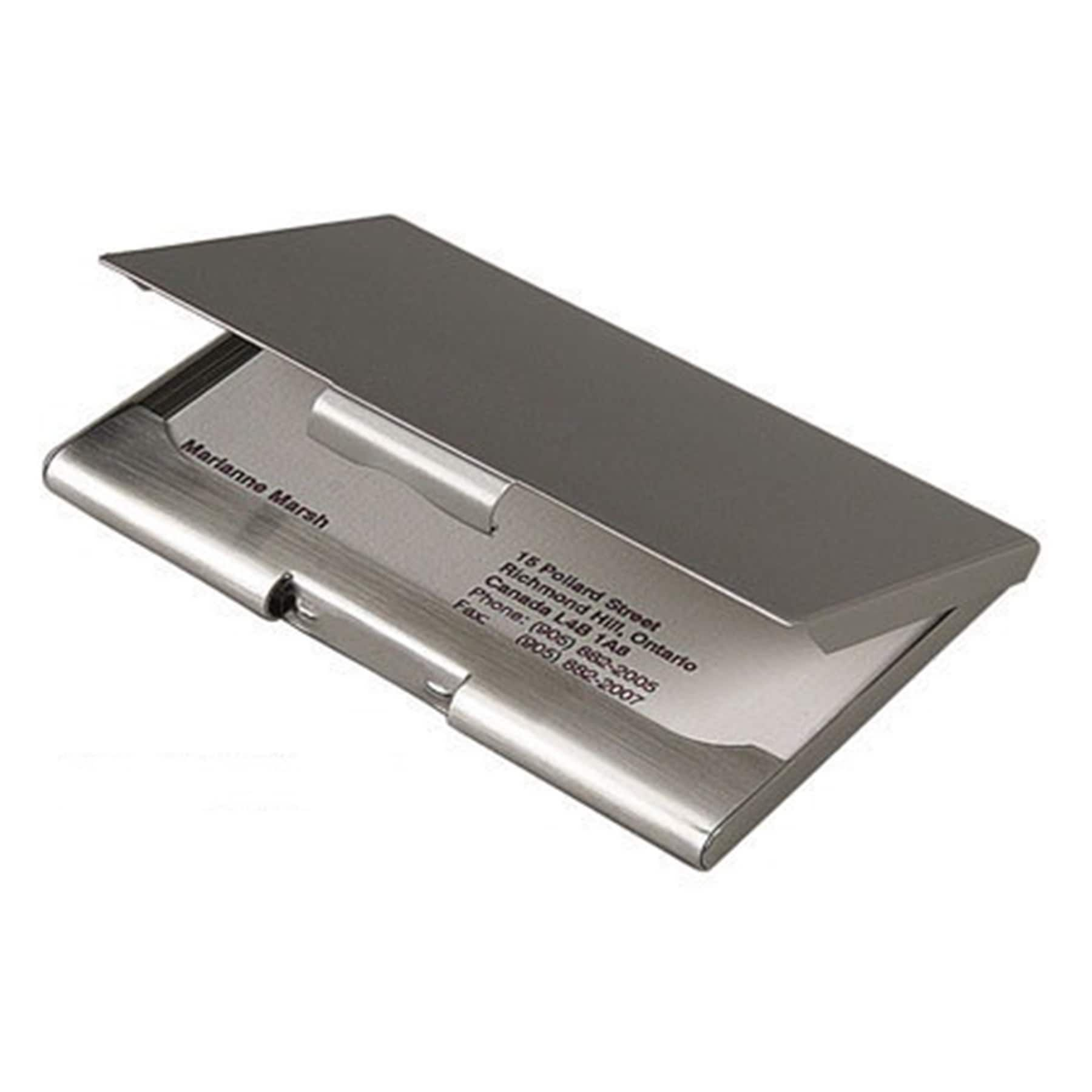 Heim Concept Executive Business Card Holder Case-Satin | Products ...