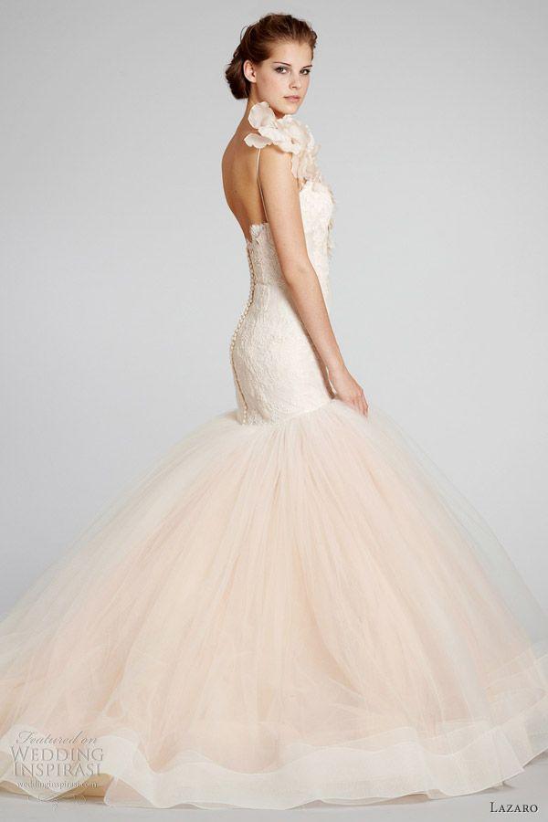 Lazaro Fall 2012 Wedding Dresses | Hochzeitskleider, Hochzeitskleid ...