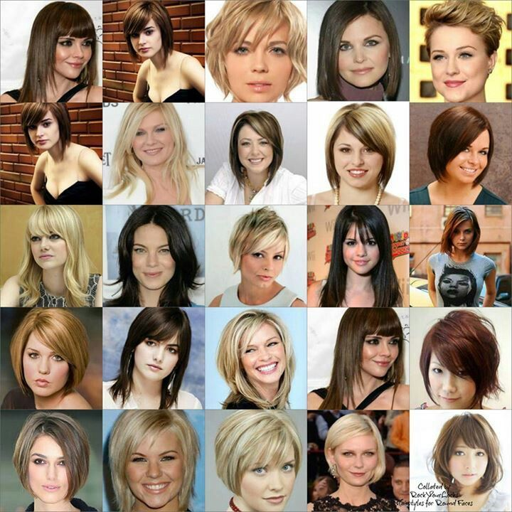 Hairstyles For V Shaped Face Haircuts Gallery In 2018 Pinterest