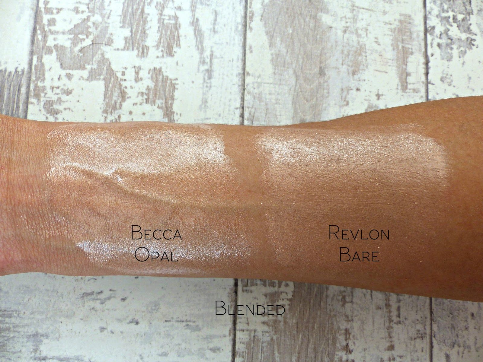 Becca Shimmering Skin Perfector In Opal Dupe Gt Gt Revlon