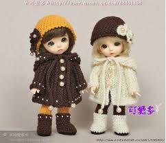 Znalezione obrazy dla zapytania Вязание для кукол