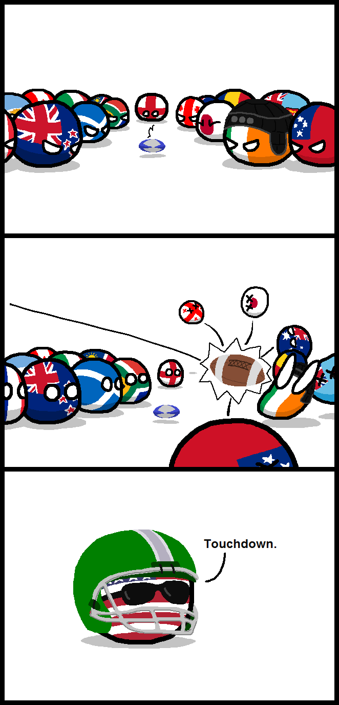 Rugby World Cup Usa And More By Brain4breakfast Polandball Countryball Funny Art Memes Country Jokes Fun Comics