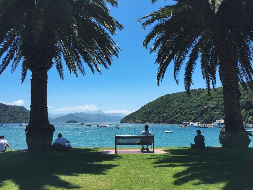 курортные города Новой Зеландии