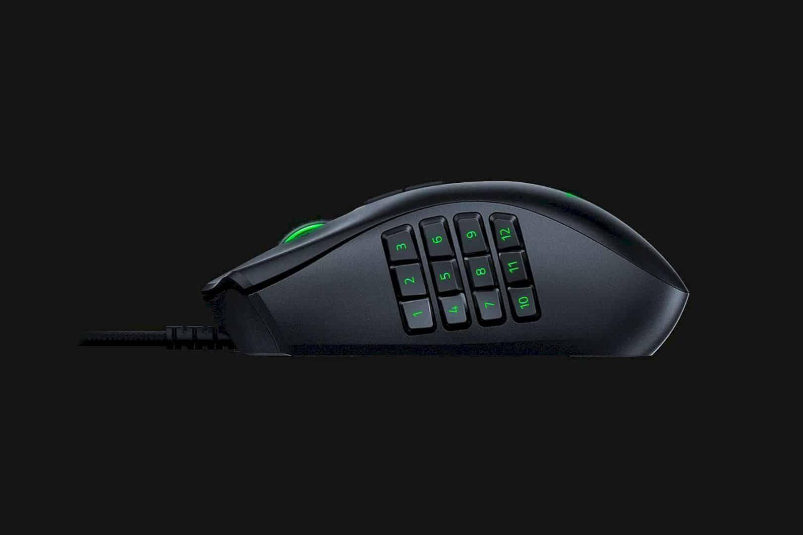 Razer Naga Trinity Razer Razer Naga Gaming Mouse