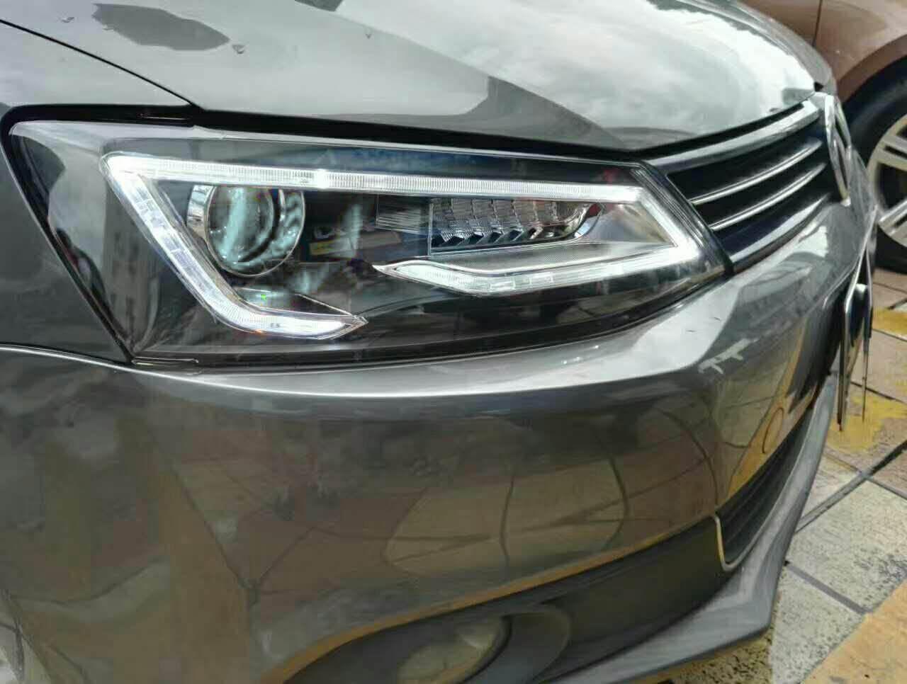 E Mark Ccc Ccertification Vland Car Lamps For Volkswagen Jetta