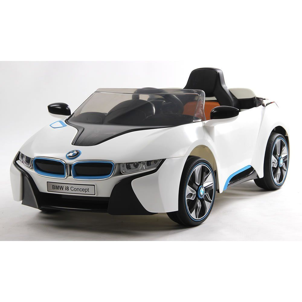 New 2015 Bmw I8 Je 12v Kids Ride On Power Wheels Battery Toy Car