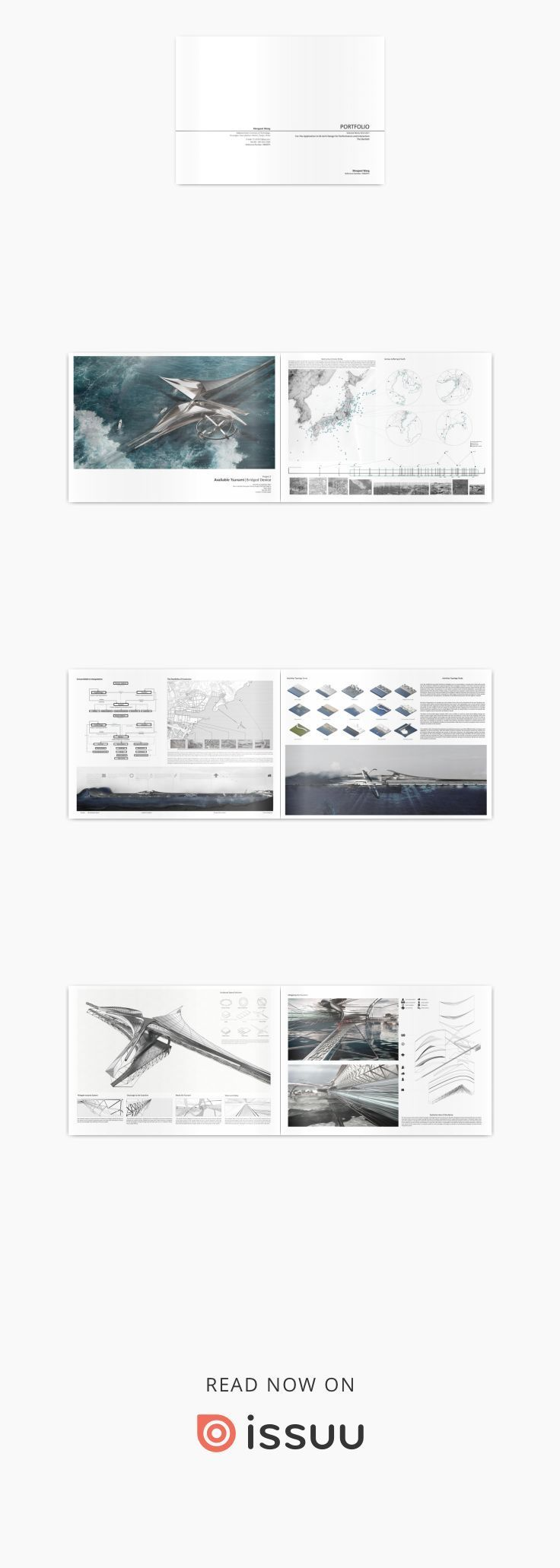 portfolio ucl design for performance and interaction architecture portfolio