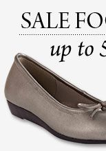 Sale Footwear Up To 50% Off