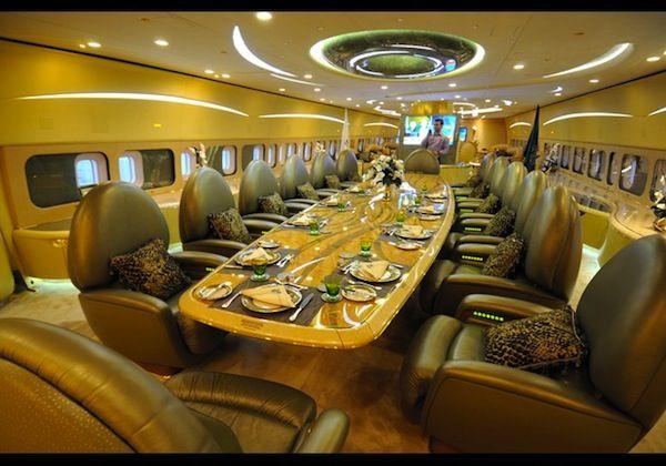 avion de ligne milliardaire affaires voyage intrieur du jet priv intrieur