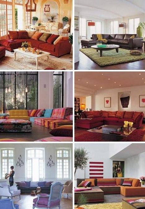 Wohnzimmergestaltung Ideen Nach Jedem Geschmack!