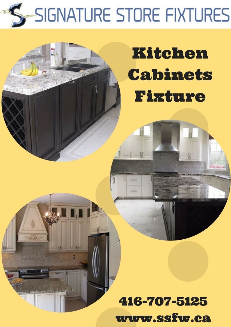 We Renovate Custom Kitchen Cabinets And Improve Quality Of Cabinets So Visit At Signature Store Fixtur Custom Kitchen Cabinets Kitchen Cabinets Store Fixtures
