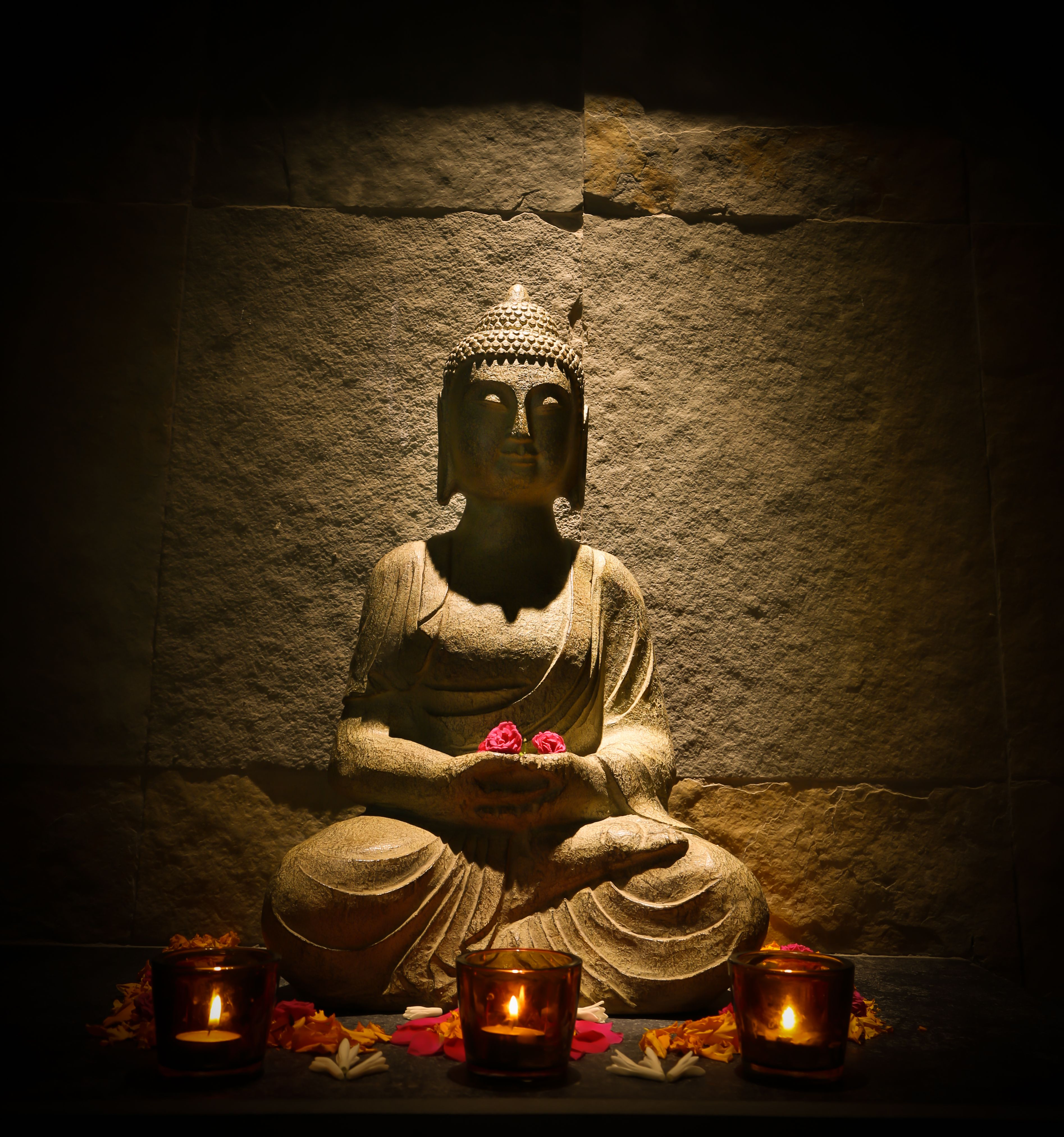The statue of buddha at the spa section is a symbol of the statue of buddha at the section is a symbol of serenity and peace biocorpaavc Gallery