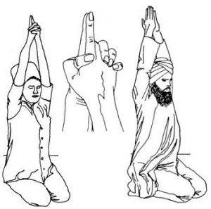 sat kriya  yoga y mandalas