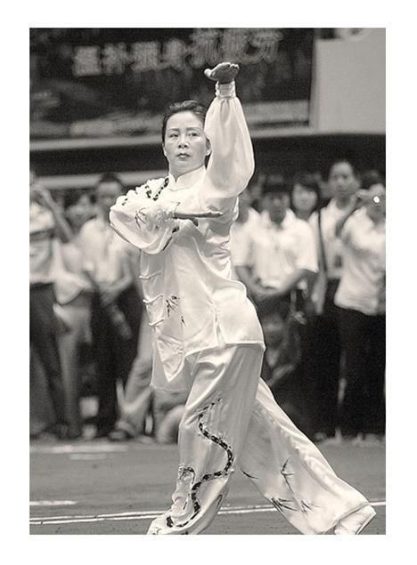 The Blind Ninja           - SHE QUAN Zhang Xiao Yan