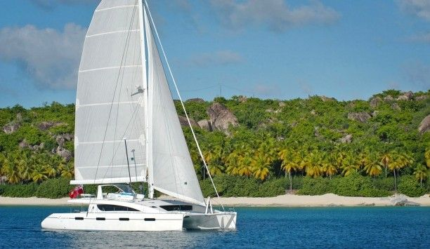 Zingara is a 76-foot crewed yacht that you can charter for your very own Virgin Island getaway.