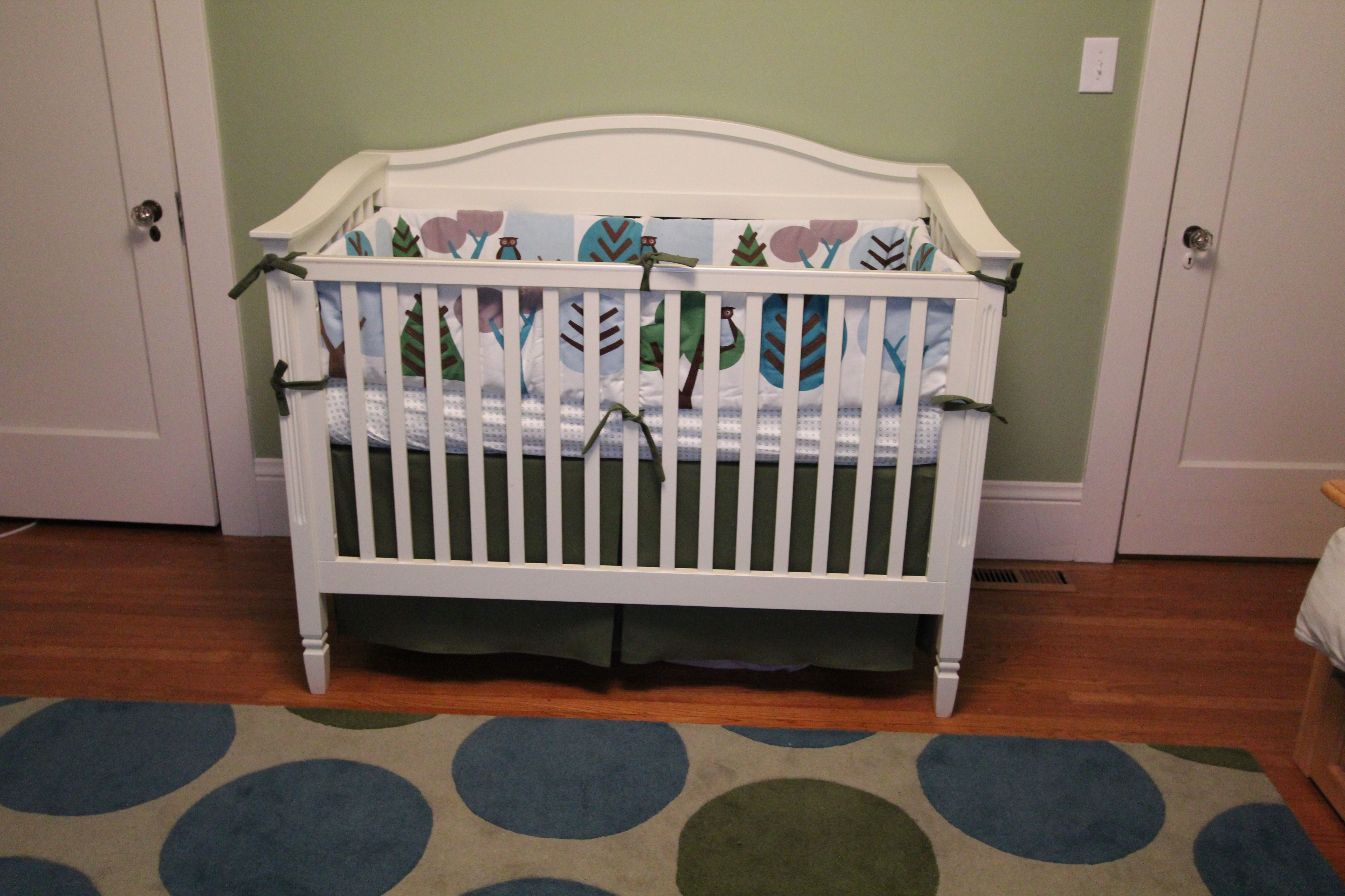 My finished nursery!