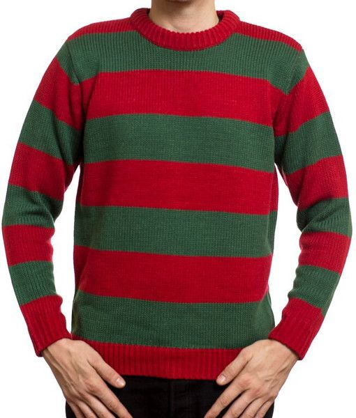 Nightmare on Elm Street Knit Sweater