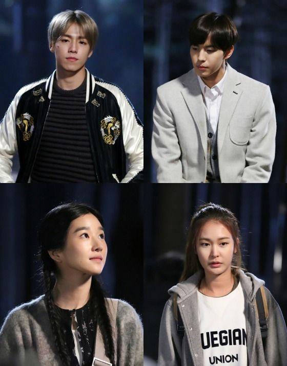 Lee Hyun Woo Goes From Idol Factory To Moorim School Dramabeans Korean Drama Recaps Korean Drama Lee Hyun Woo Drama