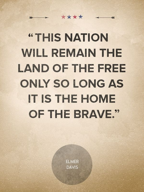 40 Patriotic Quotes That Will Make You Proud To Be An American