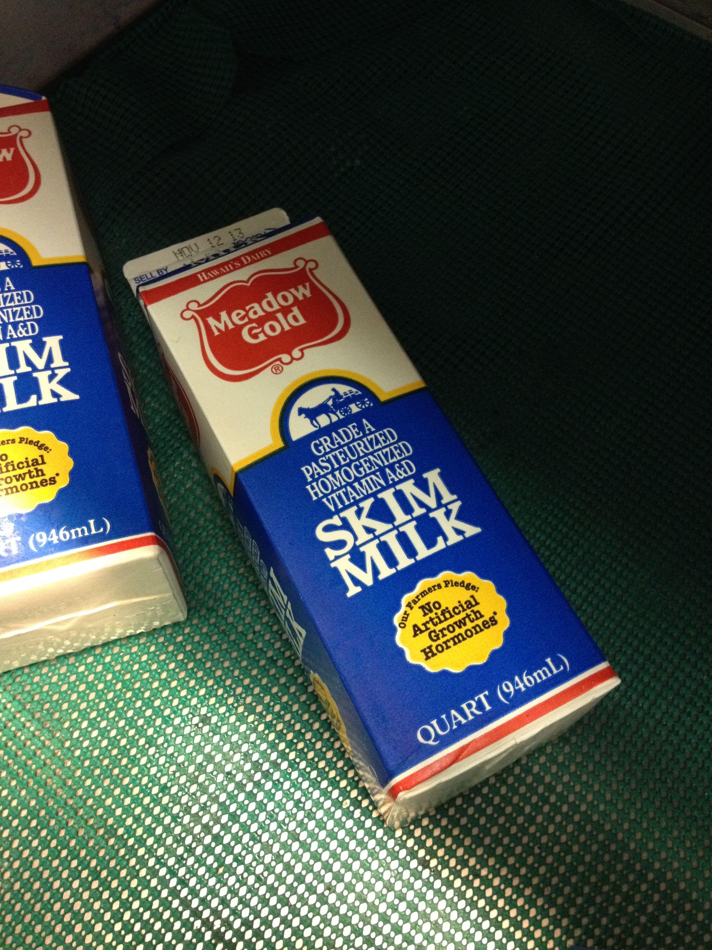"Skim Milk - ""The Market"""