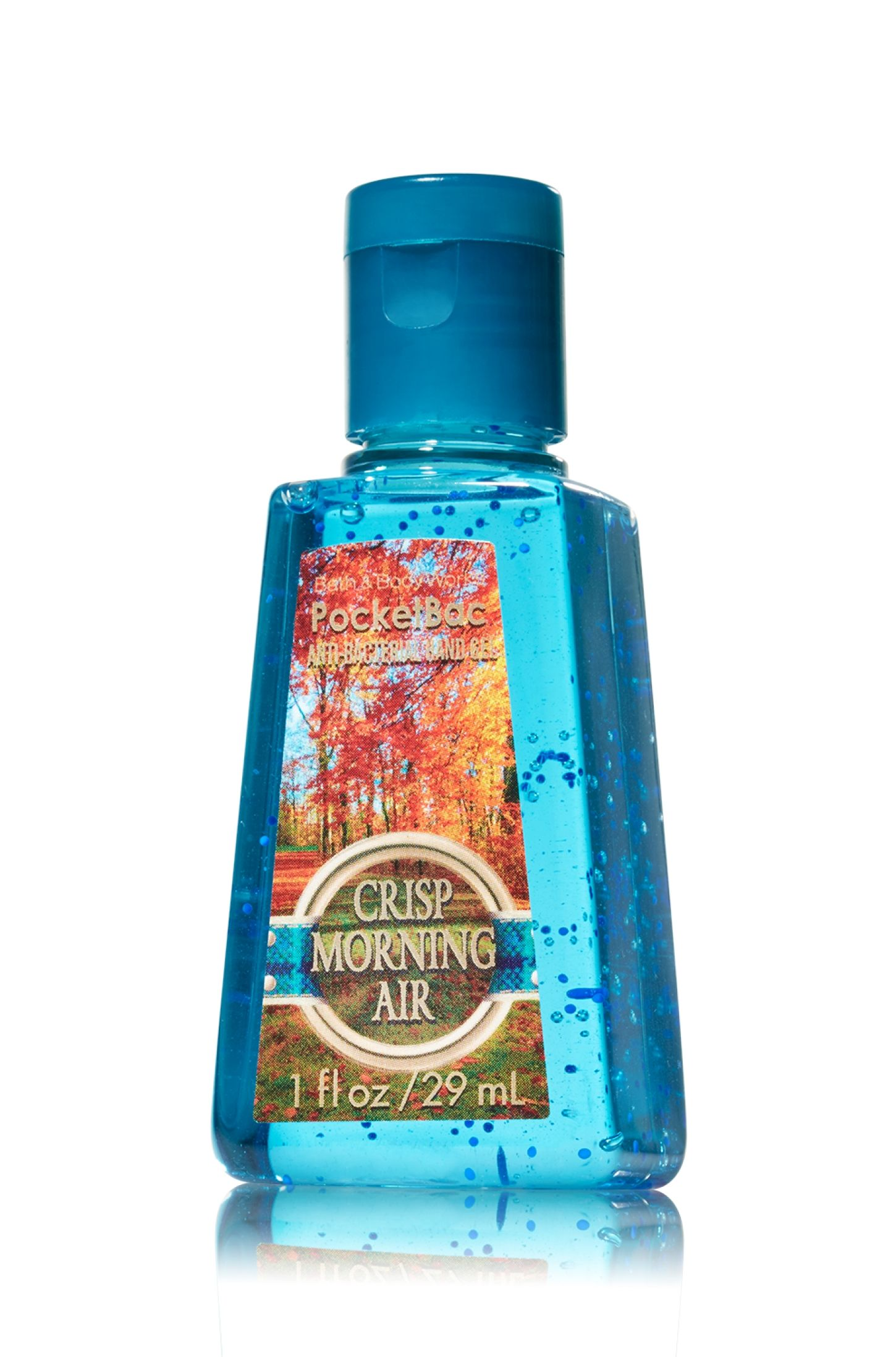Crisp Morning Air Pocketbac Sanitizing Hand Gel Soap Sanitizer