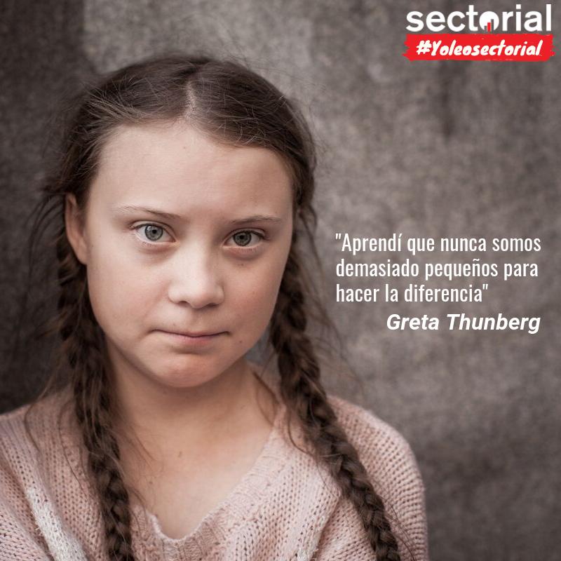 Quién Es Greta Thunberg Estados Financieros Federacion Rusa Cambio Climatico