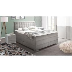 Reduced Box Spring Beds With Bed Box Viviana Box Spring Bed 180