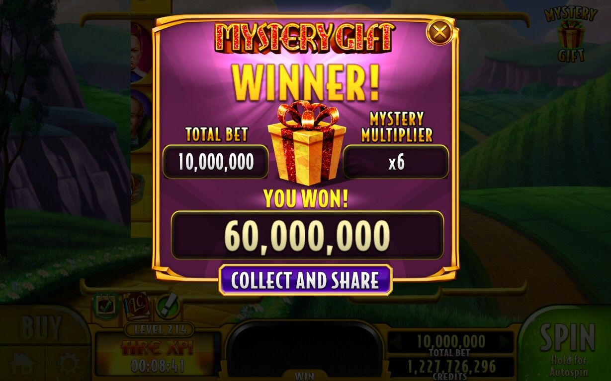 Pin by Jeff Rider on Luck Casino slots, Slot, Wizard of oz